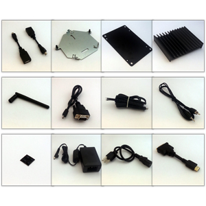 Accessory kit for fit-PC2/i
